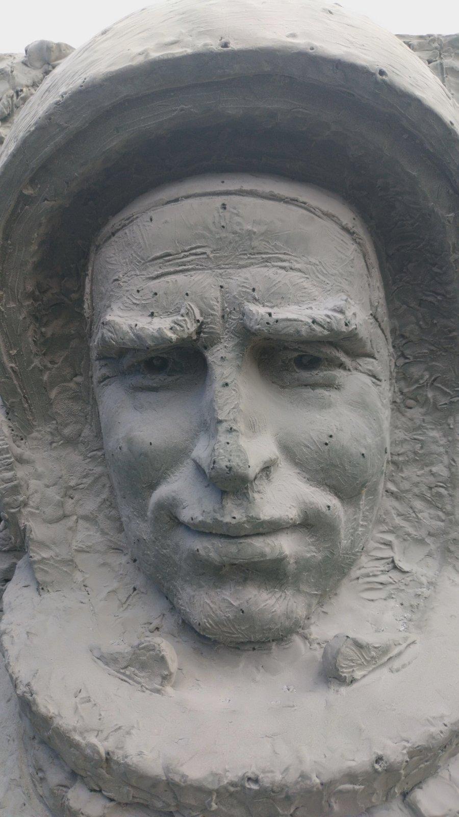 Пам'ятник – створення. жовтень 2020